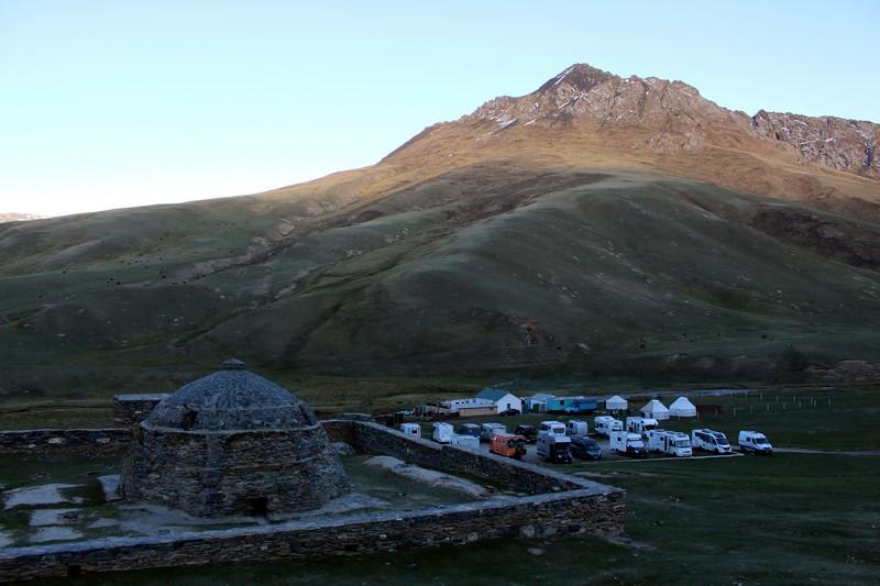 Karawanserei Tash Rabat, Kirgisistan