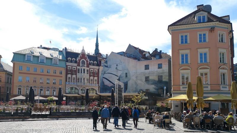 Abenteuer Osten Wohnmobilreisen: Riga